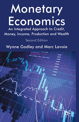 Godley, Wynne - Monetary Economics, ebook