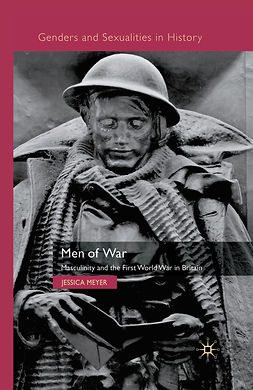 Meyer, Jessica - Men of War, ebook