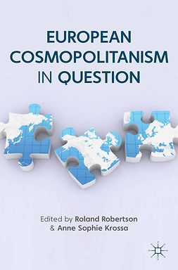 Krossa, Anne Sophie - European Cosmopolitanism in Question, ebook