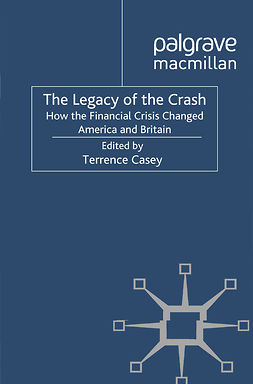 Casey, Terrence - The Legacy of the Crash, ebook