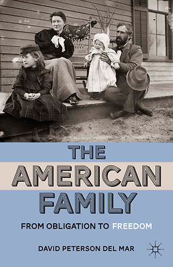 Mar, David Peterson - The American Family, ebook