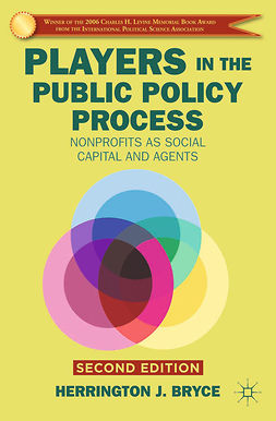 Bryce, Herrington J. - Players in the Public Policy Process, ebook