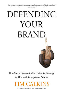 Calkins, Tim - Defending Your Brand, ebook