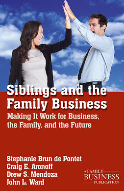 Aronoff, Craig E. - Siblings and the Family Business, ebook