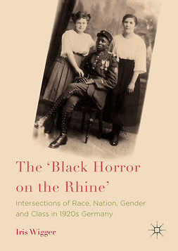 Wigger, Iris - The 'Black Horror on the Rhine', ebook