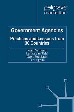 Bouckaert, Geert - Government Agencies, e-bok