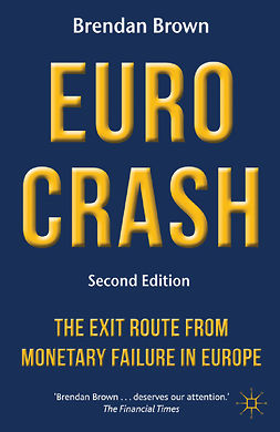 Brown, Brendan - Euro Crash, ebook