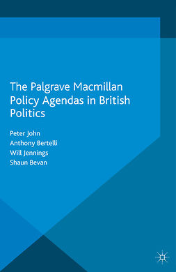 Bertelli, Anthony - Policy Agendas in British Politics, ebook