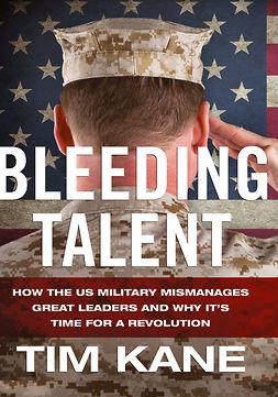 Kane, Tim - Bleeding Talent, ebook