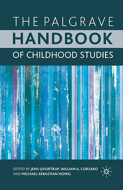 Corsaro, William A. - The Palgrave Handbook of Childhood Studies, ebook