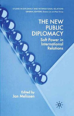 Melissen, Jan - The New Public Diplomacy, e-bok