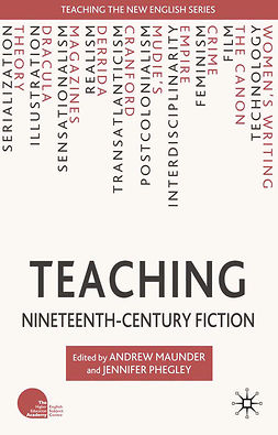 Maunder, Andrew - Teaching Nineteenth-Century Fiction, e-bok