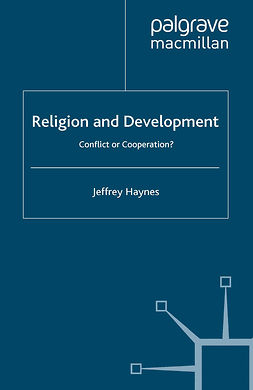 Haynes, Jeffrey - Religion and Development, ebook