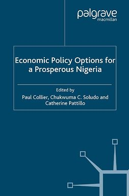 Collier, Paul - Economic Policy Options for a Prosperous Nigeria, ebook