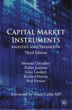 Choudhry, Moorad - Capital Market Instruments, e-kirja