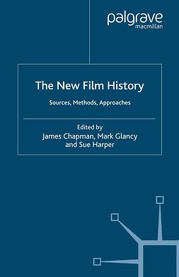 Chapman, James - The New Film History, e-bok
