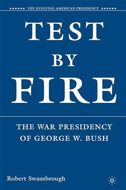 Swansbrough, Robert - Test by Fire, ebook