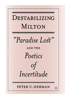 Herman, Peter C. - Destabilizing Milton, ebook