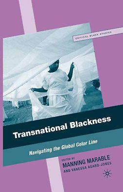 Agard-Jones, Vanessa - Transnational Blackness, ebook