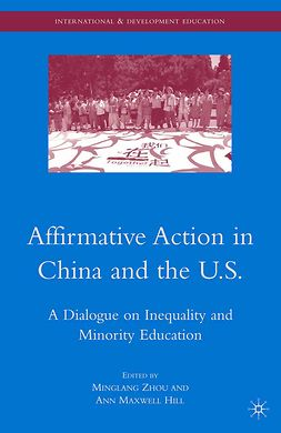 Hill, Ann Maxwell - Affirmative Action in China and the U.S., ebook