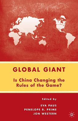 Paus, Eva - Global Giant, ebook