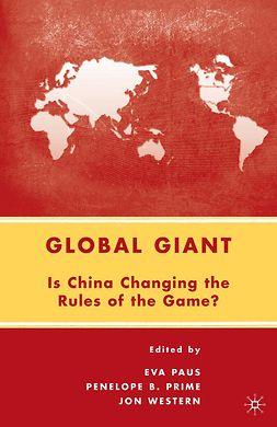 Paus, Eva - Global Giant, e-kirja