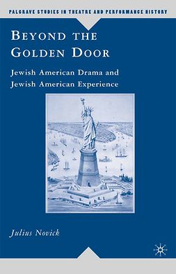 Novick, Julius - Beyond the Golden Door, ebook