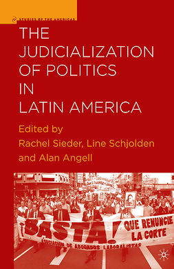 Angell, Alan - The Judicialization of Politics in Latin America, e-bok