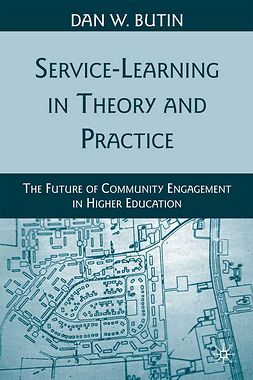 Butin, Dan W. - Service-Learning in Theory and Practice, ebook