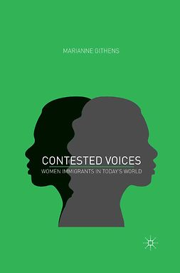 Githens, Marianne - Contested Voices, e-bok