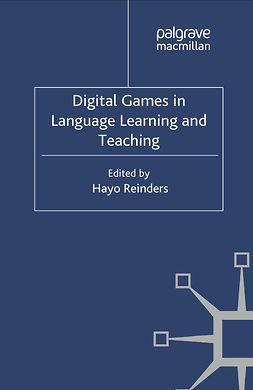 Reinders, Hayo - Digital Games in Language Learning and Teaching, ebook