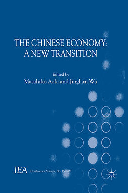 Aoki, Masahiko - The Chinese Economy, ebook