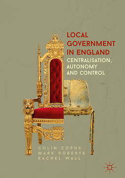 Copus, Colin - Local Government in England, ebook