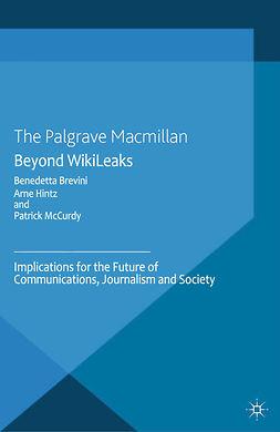 Brevini, Benedetta - Beyond WikiLeaks, ebook
