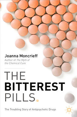 Moncrieff, Joanna - The Bitterest Pills, e-kirja