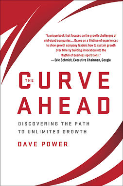 Power, Dave - The Curve Ahead, e-kirja