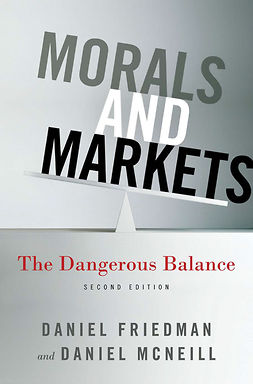 Friedman, Daniel - Morals and Markets, ebook