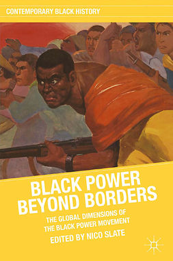 Slate, Nico - Black Power beyond Borders, e-bok