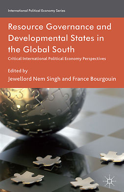 Bourgouin, France - Resource Governance and Developmental States in the Global South, e-bok