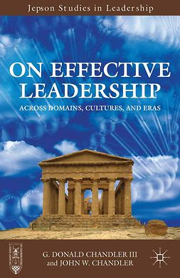 Chandler, G. Donald - On Effective Leadership, ebook
