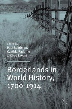 Bryant, Chad - Borderlands in World History, 1700–1914, e-kirja