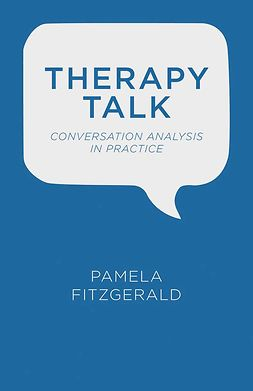 Fitzgerald, Pamela E. - Therapy Talk, ebook