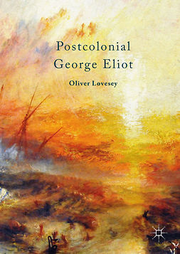 Lovesey, Oliver - Postcolonial George Eliot, ebook