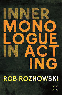 Roznowski, Rob - Inner Monologue in Acting, ebook