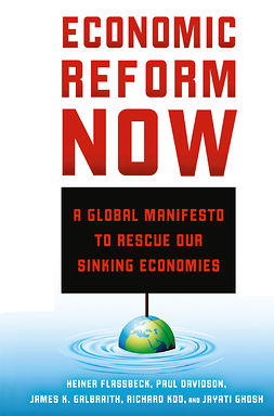 Davidson, Paul - Economic Reform Now, ebook