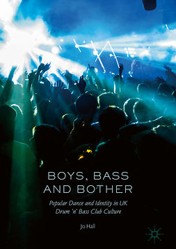 Hall, Jo - Boys, Bass and Bother, e-bok