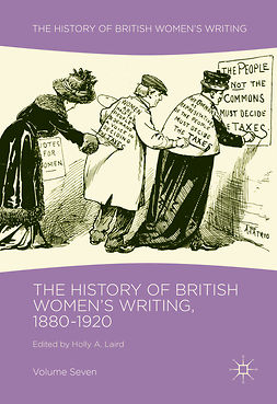 Laird, Holly A. - The History of British Women's Writing, 1880-1920, e-bok