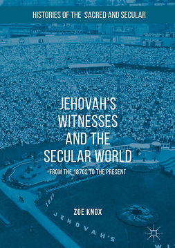 Knox, Zoe - Jehovah's Witnesses and the Secular World, ebook