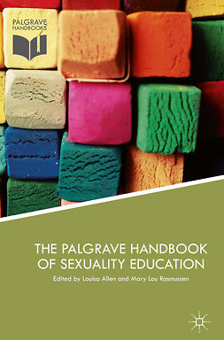 Allen, Louisa - The Palgrave Handbook of Sexuality Education, e-bok