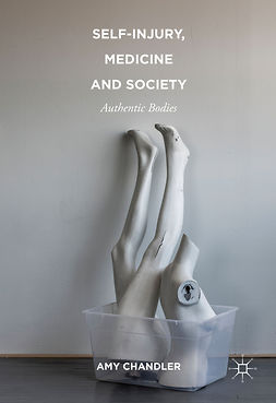 Chandler, Amy - Self-Injury, Medicine and Society, e-kirja